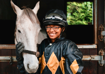 Now I Have a Racehorse: a My Life documentary for CBBC